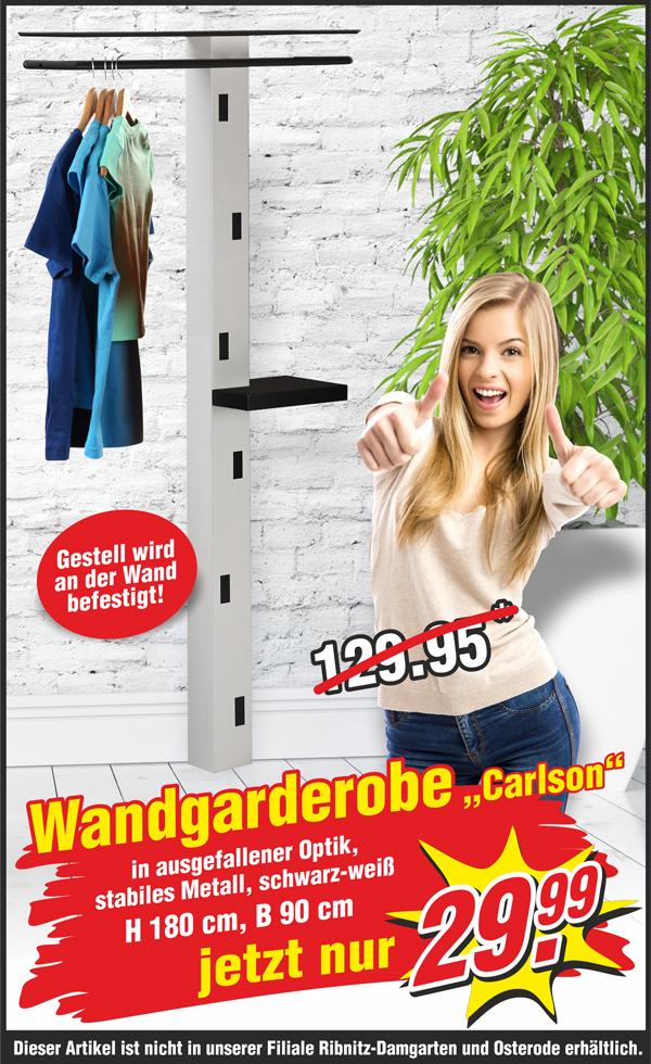 wandgarderobe